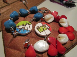 Beads from Peruzi
